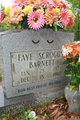 "Lillie Faye ""Faye"" <I>Scroggs</I> Barnett"