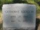 Profile photo:  Catherine <I>McCarthey</I> Addison