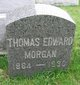 Profile photo:  Thomas Edward Morgan