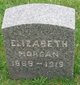 Profile photo:  Elizabeth G <I>Thomas</I> Morgan