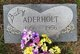 Profile photo:  Baby Aderholt
