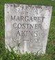 Profile photo:  Margaret <I>Costner</I> Akins