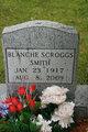 Blanche <I>Scroggs</I> Smith