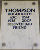 Roger Keith Thompson