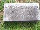 """Martha Washington """"Mattie"""" <I>Brumback</I> Almond Stover"""