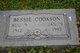 Bessie Cookson