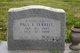 Paul E Terrell