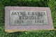 Jayne Elizabeth <I>Kurtz</I> Bedsole