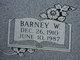 Barney William Rankin