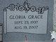 Gloria Grace <I>Markert</I> Leitko
