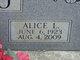 Alice L <I>Kovar</I> Leitko
