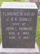 Florence N. <I>Dunkle</I> Howard