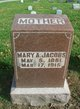 Mary Alice <I>Cloyd</I> Jacobs