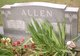 Profile photo:  Gladys Ulry <I>Allen</I> Allen