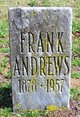 Profile photo:  Frank Andrews