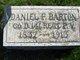 Daniel Fairchild Barton