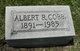 Profile photo:  Albert R. Cobb