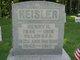 Eliza Ann <I>Smith</I> Heisler