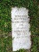 Profile photo:  Willard Manville Manchester