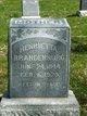 Profile photo:  Henrietta <I>Rettlerg</I> Brandenburg