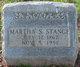 Martha S. Stange