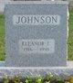Eleanor E. Johnson