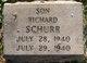Richard Schurr