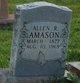 Profile photo:  Allen R. Amason