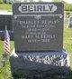 Profile photo:  Mary <I>Moyer</I> Beirly