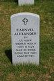 Profile photo:  Carnvel Alexander