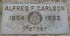 Alfred F. Carlson