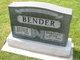 Dorothy <I>Zehr</I> Bender