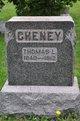 Profile photo:  Thomas Lorenzo Cheney