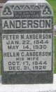 Profile photo:  Peter N Anderson