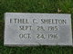Ethel C Shelton
