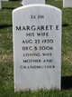 Margaret Eleanor <I>Schiefen</I> Meyer