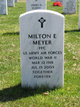 "Milton Edward ""Mike"" Meyer"