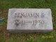 Benjamin S. Bevington