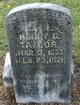 Henry G Taylor