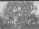 James Clark Brown