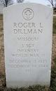 "Profile photo: SSGT Roger L ""Uncle Rog"" Dillman"