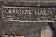 Charlene Maria Barlow