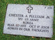 Chester A Pulliam, Jr