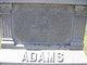 Augustus Adams