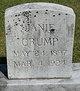 Janie <I>Sewell</I> Crump