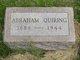 Profile photo:  Abraham Quiring