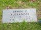 Erwin Alexander