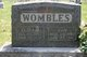 Henry Vance Wombles