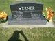 """Mrs Marjorie Deloris """"Marge"""" <I>Kindstrom</I> Werner"""