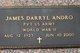 """Profile photo:  James Darryl """"Jim"""" Andro"""